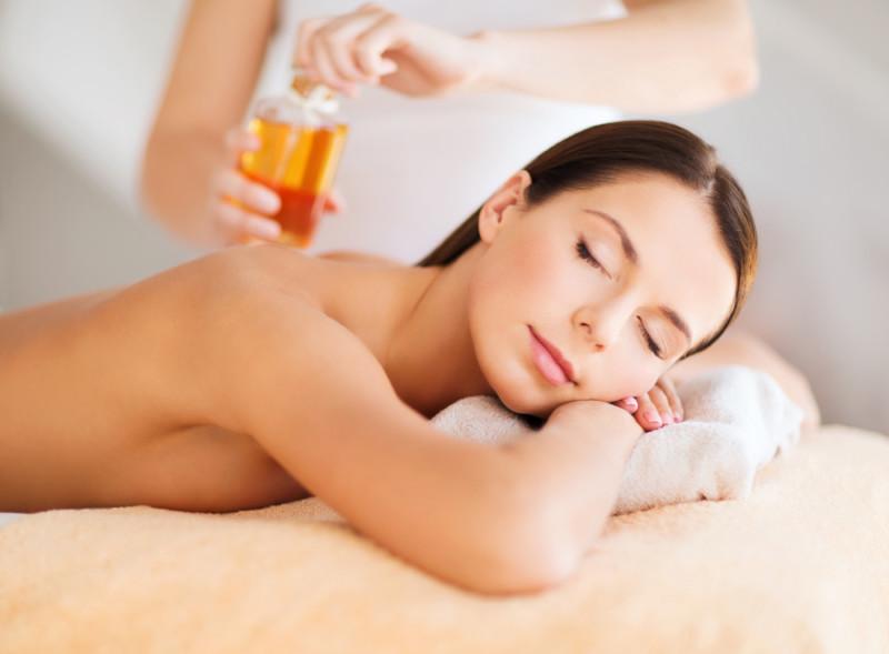 Jojobaöl zur Massage
